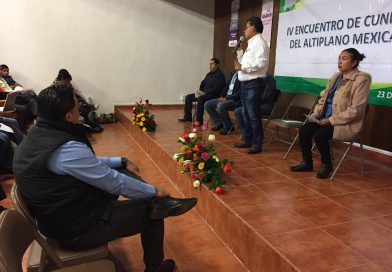 "Realiza SEFOA el "" IV Encuentro de Cunicultores del Altiplano Mexicano """