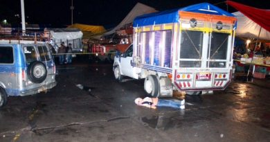 Muere atropellada mujer en tianguis de Tlaxcala