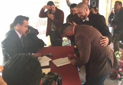 Celebran segunda boda igualitaria en Tlaxcala