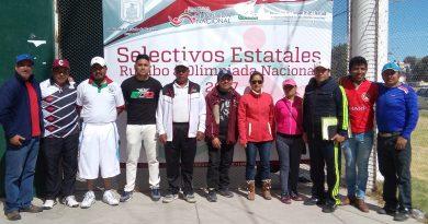 Destacan pelotaris tlaxcaltecas en etapa estatal de frontón
