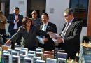 Entrega Presidencia de Tlaxcala apoyos del Fortaseg a planteles educativos