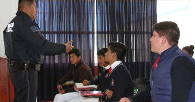 Arranca CES Primera Semana de Prevención del Delito en Muñoz de Domingo Arenas