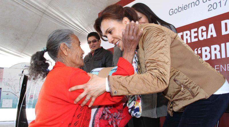 El trabajo en equipo como una gran familia construye una mejor sociedad: Sandra Chávez