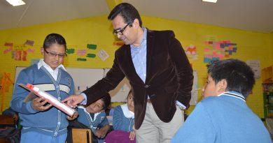 El diálogo permite avanzar a una educación de mayor calidad: Camacho Higareda