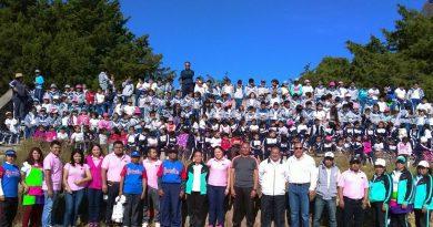 Realiza Ayuntamiento primera Feria por la salud en Metepec