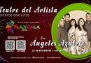 Se presentarán gratis los Ángeles Azules en el cierre de la Feria Tlaxcala 2017