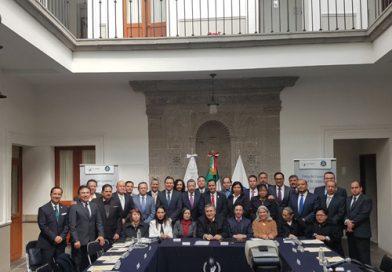 Firman convenio la CEDH y la CNDH para prevenir tortura