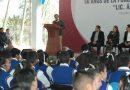 Encabeza MCH ceremonia alusiva al 50 Aniversario de la Primera Telesecundaria del País