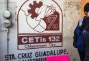 Cierran el Cetis 132 de Chiautempan