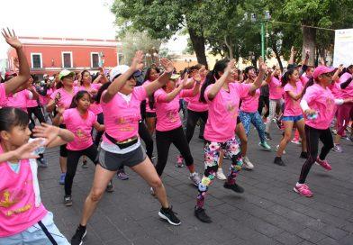 Registra Carrera Estatal de la Mujer más de 450 participantes