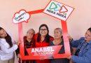 Anabel Alvarado trabajará en el Senado para mejorar la calidad de vida de los adultos mayores