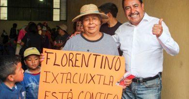 En esta elección debe prevalecer la unidad y diálogo entre los tlaxcaltecas: Florentino Domínguez
