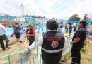 Recorre Protección Civil balnearios de la entidad