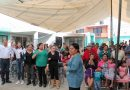 Instalará Blanca Águila casa de atención ciudadana en la capital
