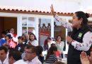 Anabel Alvarado comprometida con la educación de las y los tlaxcaltecas