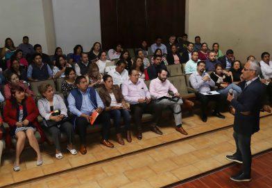 Orienta SEGOB a servidores públicos sobre derechos humanos y diversidad sexual