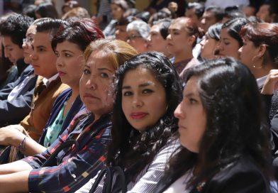 Vigilará observatorio de participación política respeto a los derechos de la mujeres