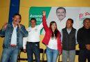 Texoloc respalda a Florentino Domínguez para llegar al Senado de la República