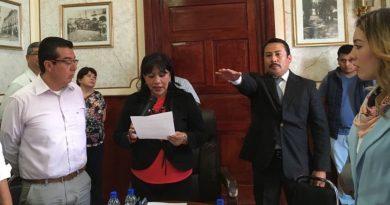 Designa Anabell Ávalos a Lauro Sánchez Sánchez como Juez Municipal