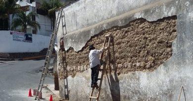 Inicia alcaldía capitalina trabajos de rehabilitación del Templo La Santísima Trinidad