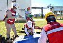 Fortalece CEPC protocolos de emergencia en empresas del Corredor Industrial Xaloztoc