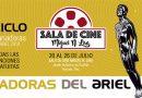 """Exhibe la Sala de Cine Miguel N. Lira el ciclo """"Ganadores del Ariel 2018"""""""