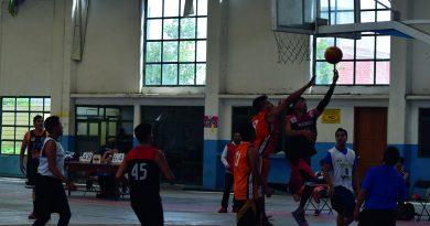 Lista una jornada más del torneo de basquetbol de la Abtlax