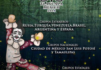 "Presenta ITC grupos seleccionados del 33° Festival Internacional de Títeres ""Rosete Aranda"""
