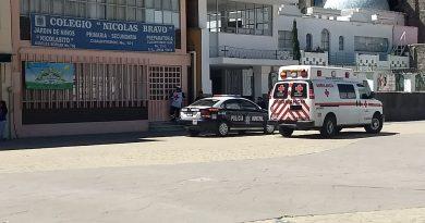 Sufre asalto escuela privada en Apizaco