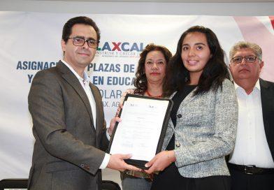 Con total transparencia, asigna SEPE plazas a docentes de nuevo ingreso y promoción