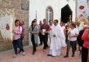 Inauguran explanada de la capilla de los Niños Mártires de Tizatlán