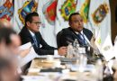 Participa Tlaxcala en acuerdos de la XL CNPJ para fortalecer la seguridad nacional