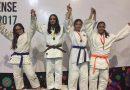 Logran judokas tlaxcaltecas ocho medallas en Nacional en Hidalgo
