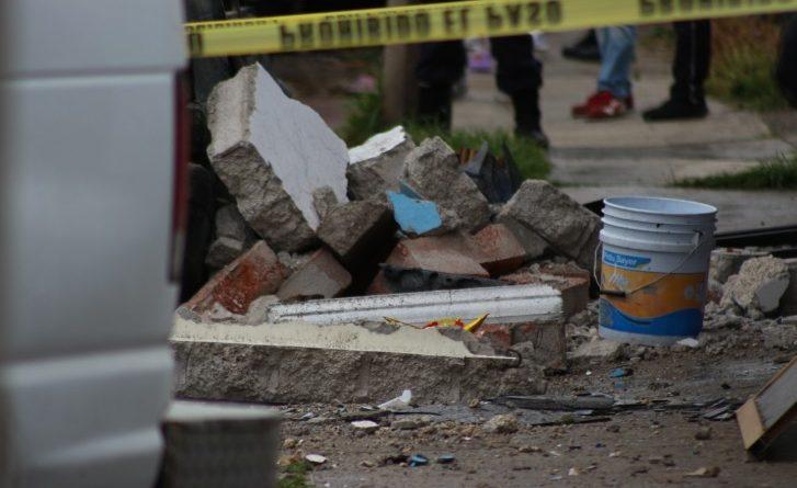 Un muerto y heridos por explosiones en Apizaco