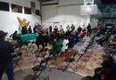 Sostienen reunión vecinos y autoridades de Panotla