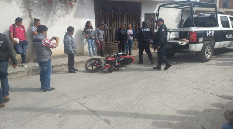 Moviliza a la policía intento de atraco