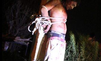 Conato de linchamiento en Acuitlapilco