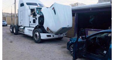 La CES asegura un inmueble utilizado para desvalijar autopartes y vehículos con reporte de robo