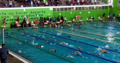 Gana nadador del Polideportivo segundo lugar en competencia regional