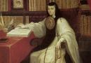Sor Juana Inés de la Cruz, máxima exponente de la literatura hispanoamericana del siglo XVII