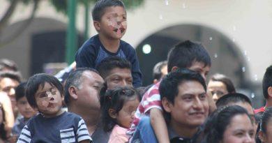 """Celebrarán """"Día del Papá"""" en la capital"""