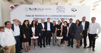 Tlaxcala, destino turístico que se distingue por su crecimiento: Marco Mena