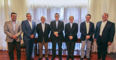 Presentan a Marco Mena proyecto italiano de inversión de Industria BM Group