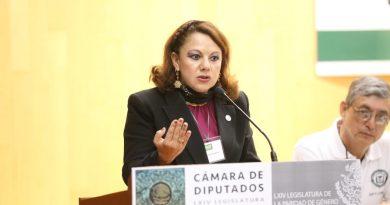 Preponderante respetar la dignidad de jubilados del IMSS, para que accedan a subcuentas de afores: Claudia Pérez