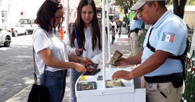 Inicia operación Módulo de Atención de la Policía Turística en la capital