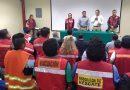 Capacita CEPC a brigadas internas de Protección Civil de la Universidad Politécnica