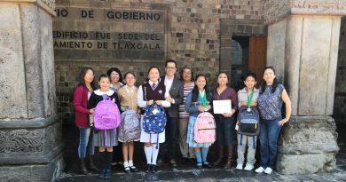 Los talentos educativos son un orgullo para Tlaxcala: SEPE