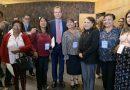 Se reúne Grupo Parlamentario de Morena con Secretarios Federales