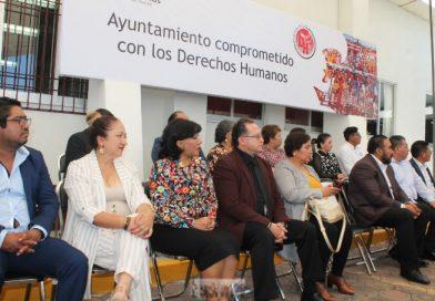 """CEDH certificará ayuntamiento """"DH"""""""