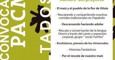 Presenta ITC resultados de la convocatoria del PACMYC Tlaxcala 2019